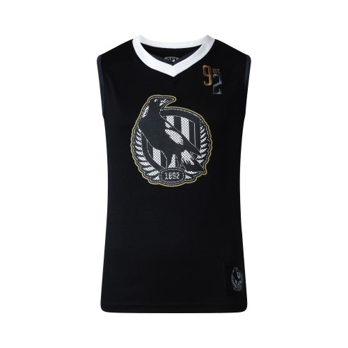 Collingwood 2020 Kids Basketball Singlet