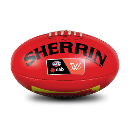 Sherrin AFLW Football Size 4