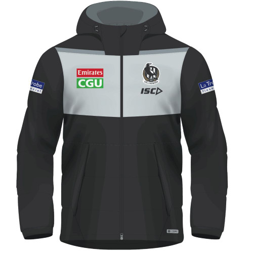 Collingwood 2020 ISC Mens Coaches Jacket