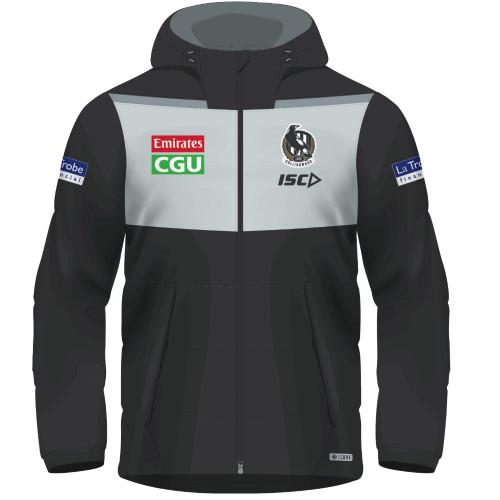 Collingwood 2020 ISC Mens Coaches Jacket