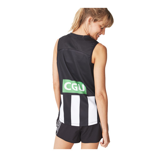 Collingwood AFLW 2019 Adults Home Guernsey