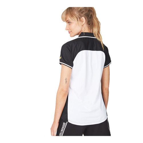 Collingwood AFLW 2019 Womens Media Polo