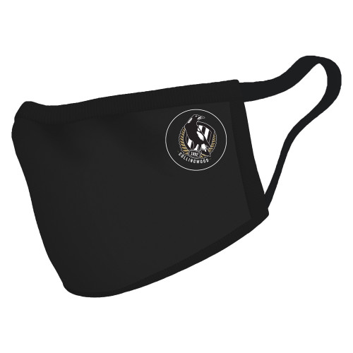 Collingwood Face Mask - Australian Made