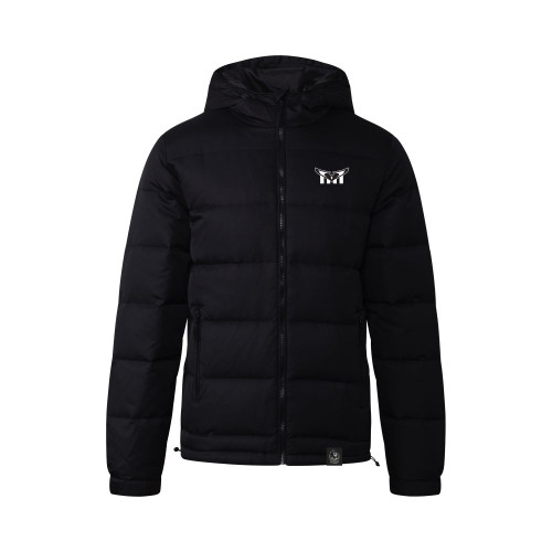 Collingwood Puffer Jacket - Swooping Magpies Collection