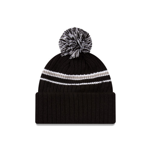 Collingwood New Era Team Knit Beanie
