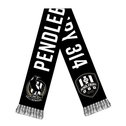 Collingwood SP314 Celebration Scarf