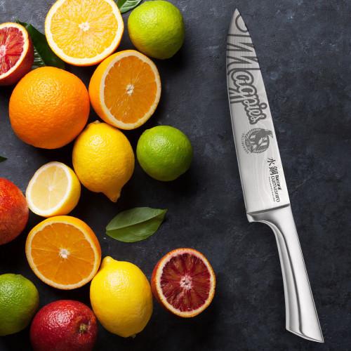 Collingwood Baccarat Damashiro Chefs Knife 20cm
