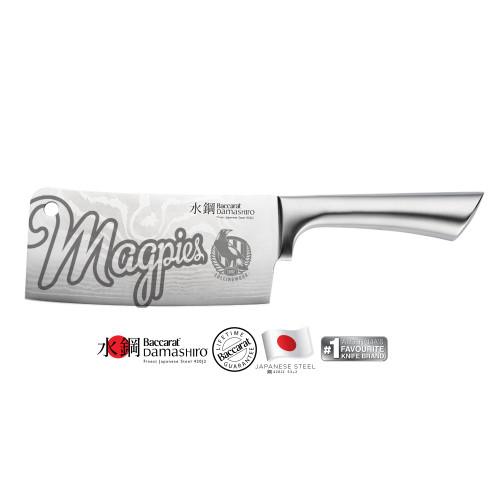 Collingwood Baccarat Damashiro Cleaver 17cm