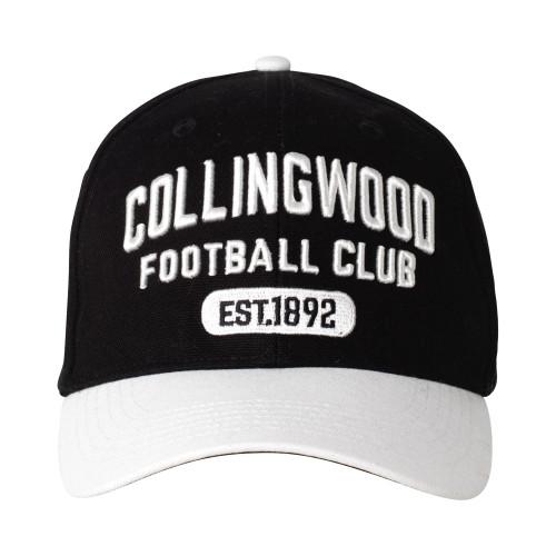 Collingwood Adults 2021 Vintage Cap