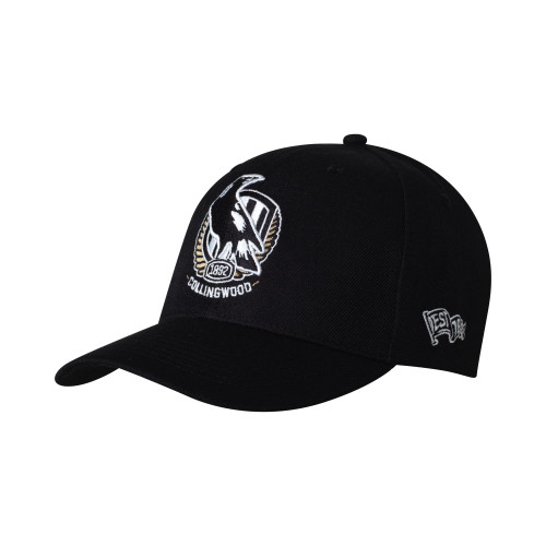 Collingwood Adults Staple Cap