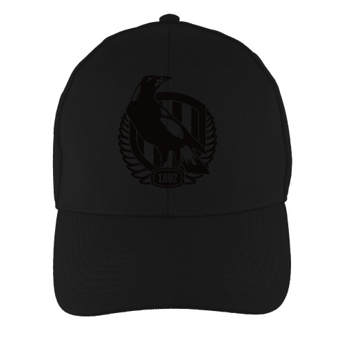Collingwood Adults Stealth Cap