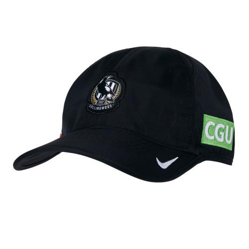Collingwood Nike 2021 Adults Training Cap