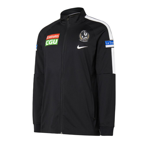 Collingwood Nike 2021 Kids Track Jacket