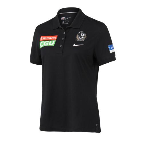 Collingwood Nike 2021 Womens Performance Polo