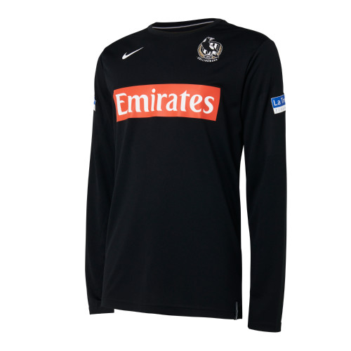 Collingwood Nike 2021 Mens Training UV Long-Sleeve T-Shirt