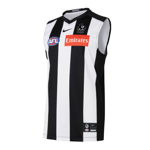Collingwood Nike 2021 Mens Home Guernsey