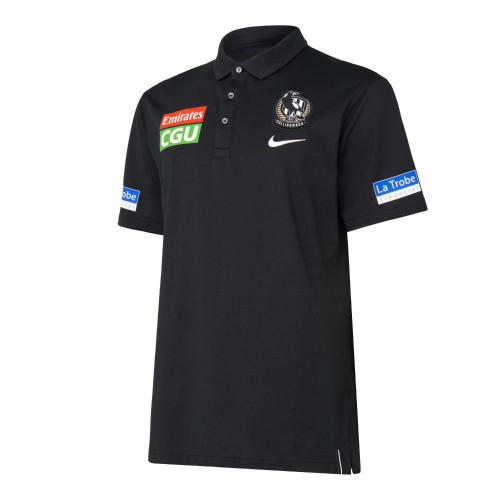 Collingwood Nike 2021 Mens Performance Polo