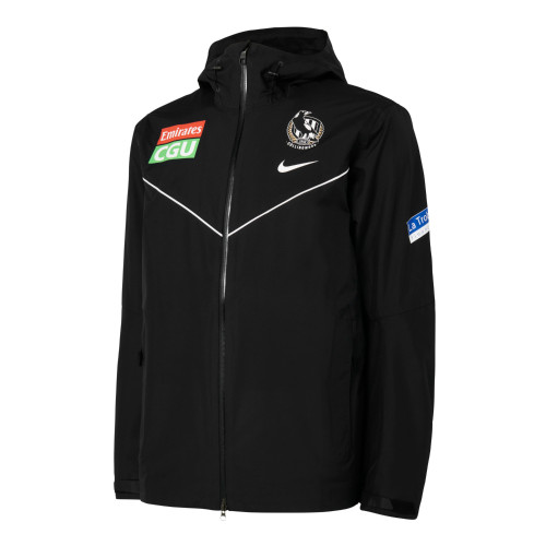 Collingwood Nike 2021 Mens Waterproof Jacket
