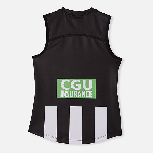 Collingwood AFLW 2021 Kids Home Guernsey