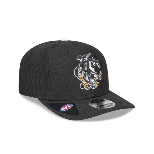 Collingwood New Era 9FIFTY Letter Infill Cap