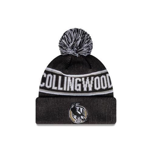 Collingwood New Era Knit Authentic Dart Beanie