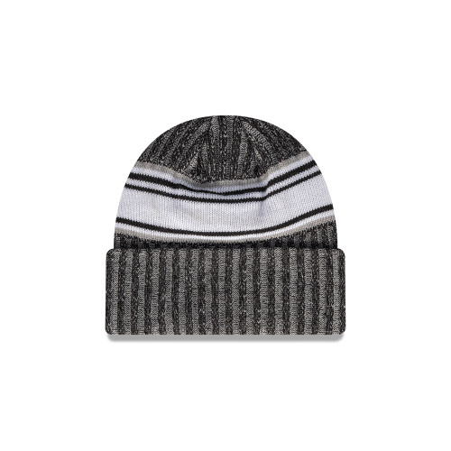Collingwood New Era Knit Stripe Cuff Beanie