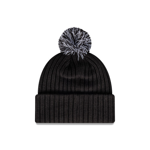 Collingwood 2021 New Era Team Beanie with Pom