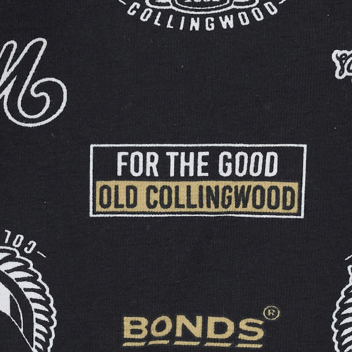 Collingwood Bonds Boys Guyfront Trunks