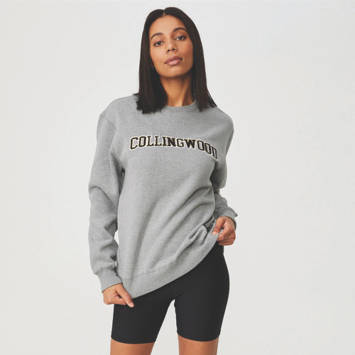 Collingwood Cotton:On Womens Applique Crew