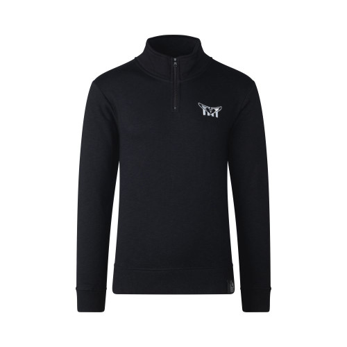 Collingwood 1/4 Zip - Swooping Magpies Collection