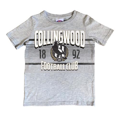 Collingwood Kids Printed Tee