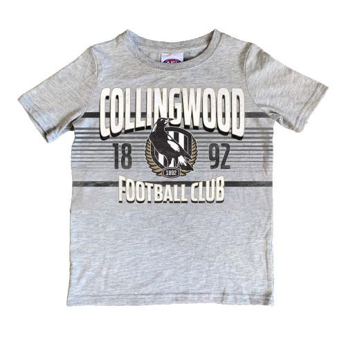 Collingwood Toddlers Printed Winter Tee