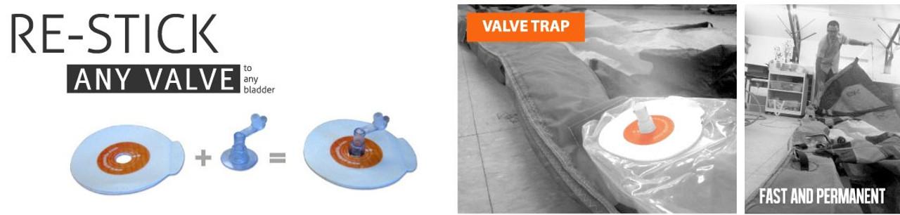Airtime Valve Trap