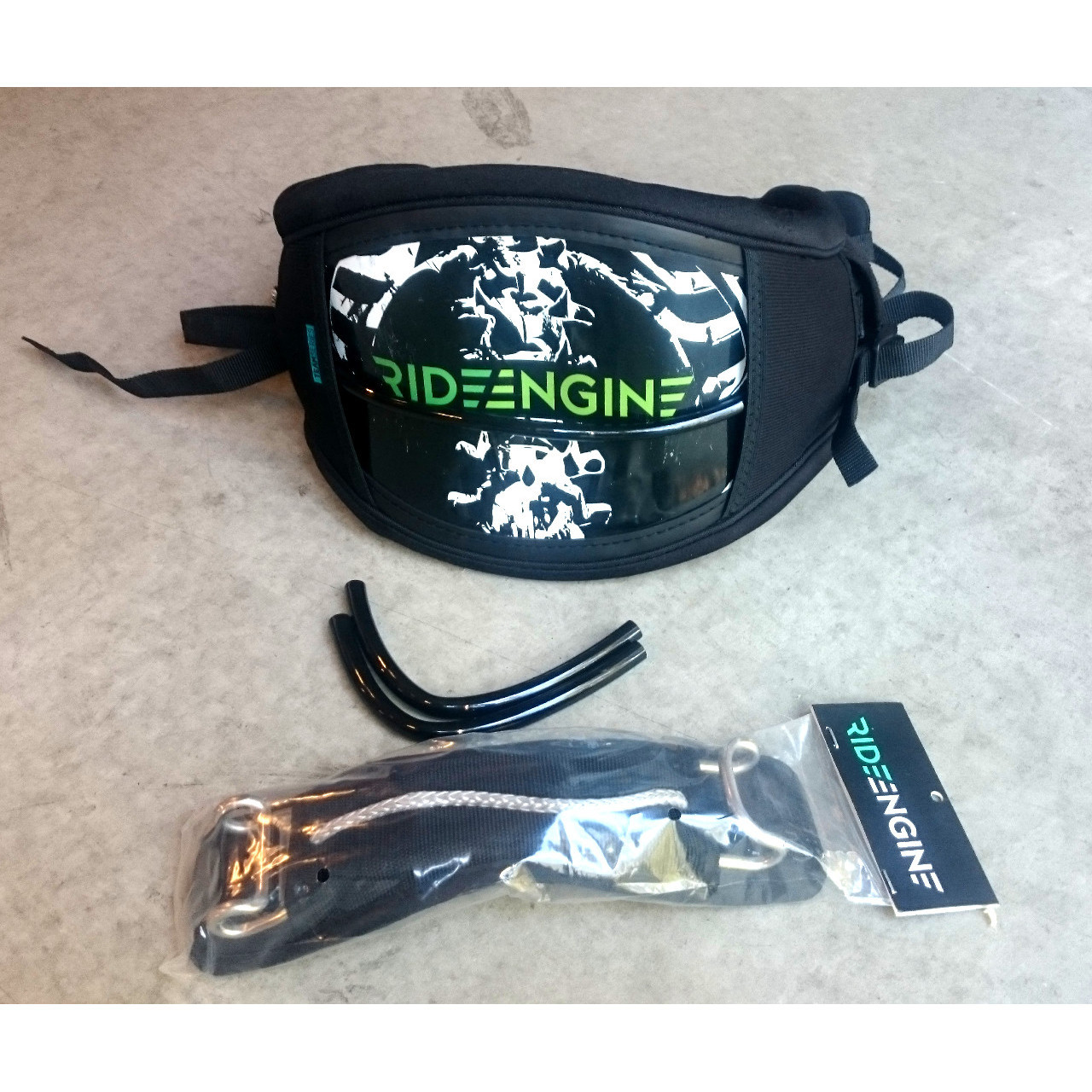 2016 Ride Engine Spinal Tap Pro Harness - Small Demo