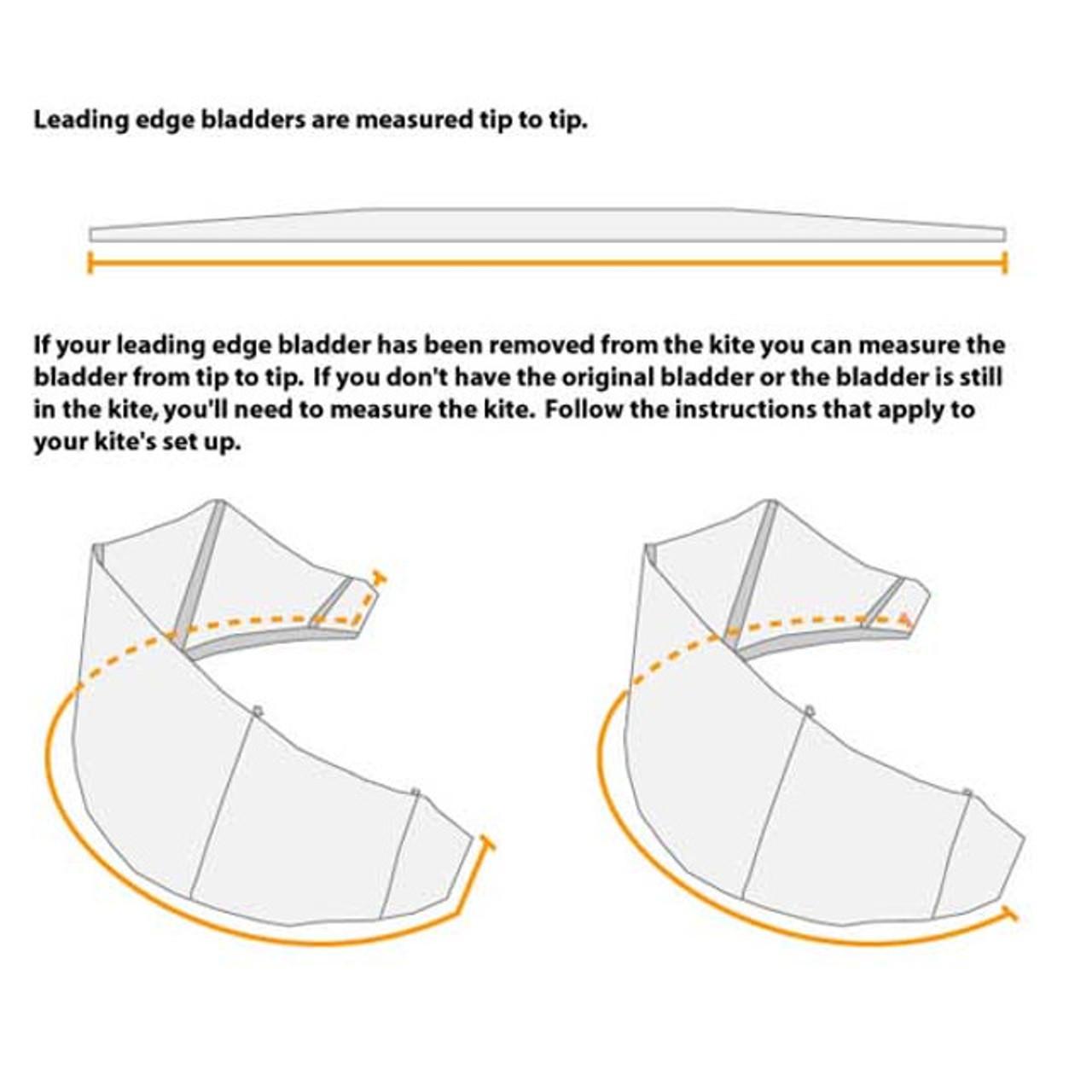Airtime Universal Leading Edge Bladders