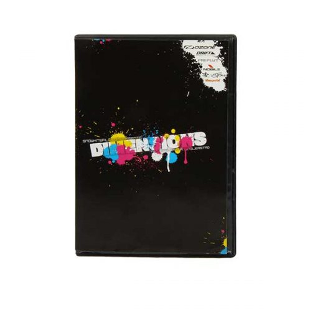 Dimensions Snowkite DVD