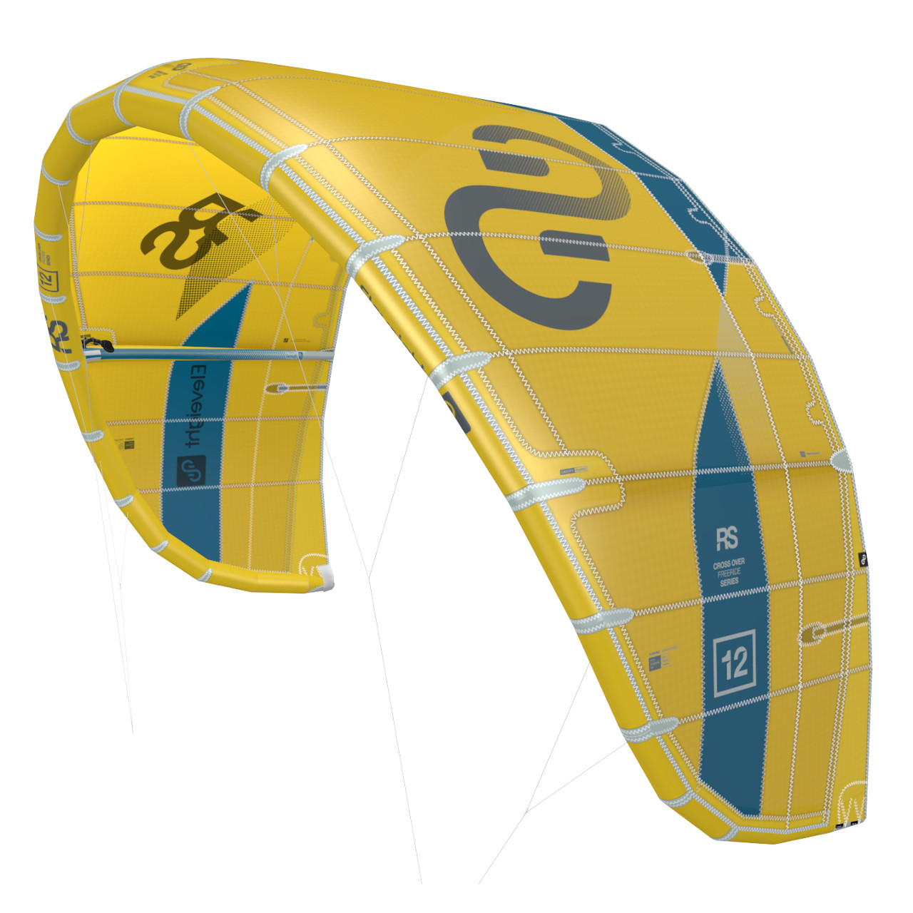 Eleveight RS V4 - yellow color