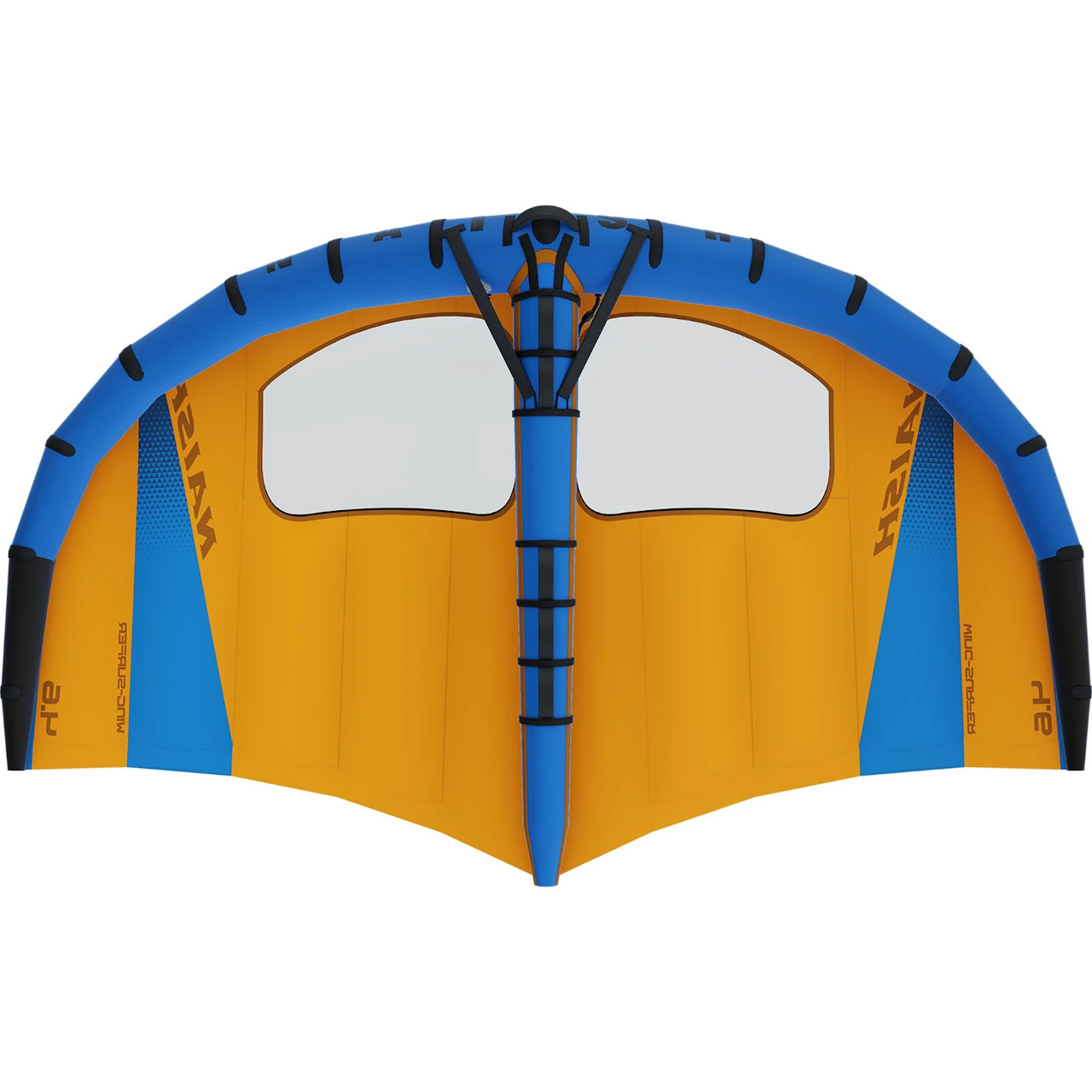 Naish S26 Wing Surfer - bottom orange