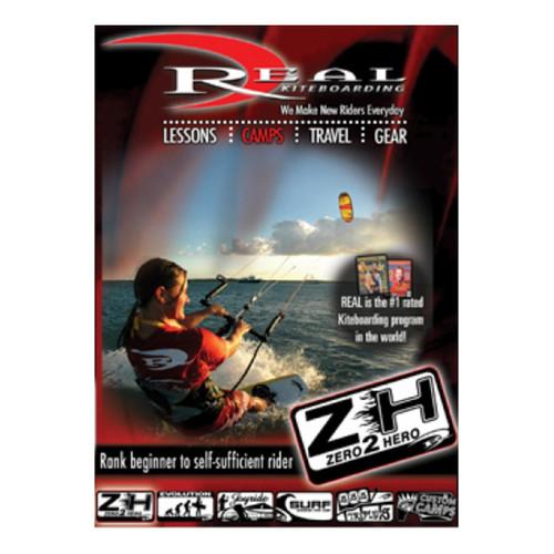 Real Zero 2 Hero DVD