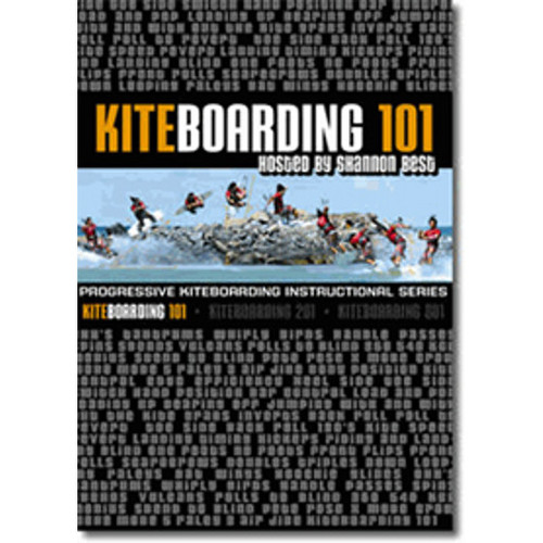 Kiteboarding 101 DVD