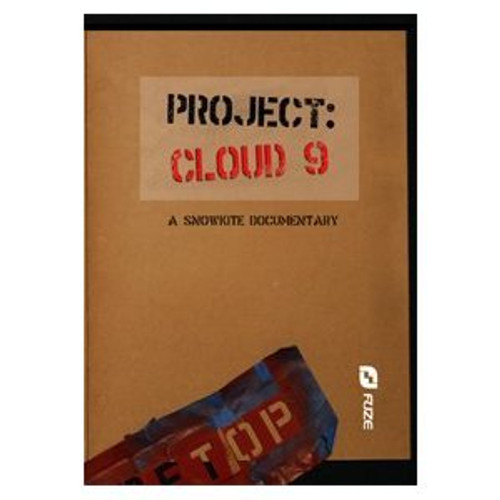 Project Cloud 9 DVD