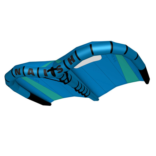 Naish S26 Wing Surfer - front blue