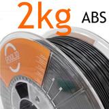 ABS Filament Pantone Shades 2kg - 1.75mm 3D Printer Filament