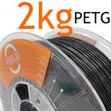 PETG - 2kg Size - 1.75mm 3D Printer Filament