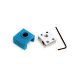 Micro Swiss Heater Block with Silicone Sock CR-6 SE Printer - 3D Printer Spare Parts