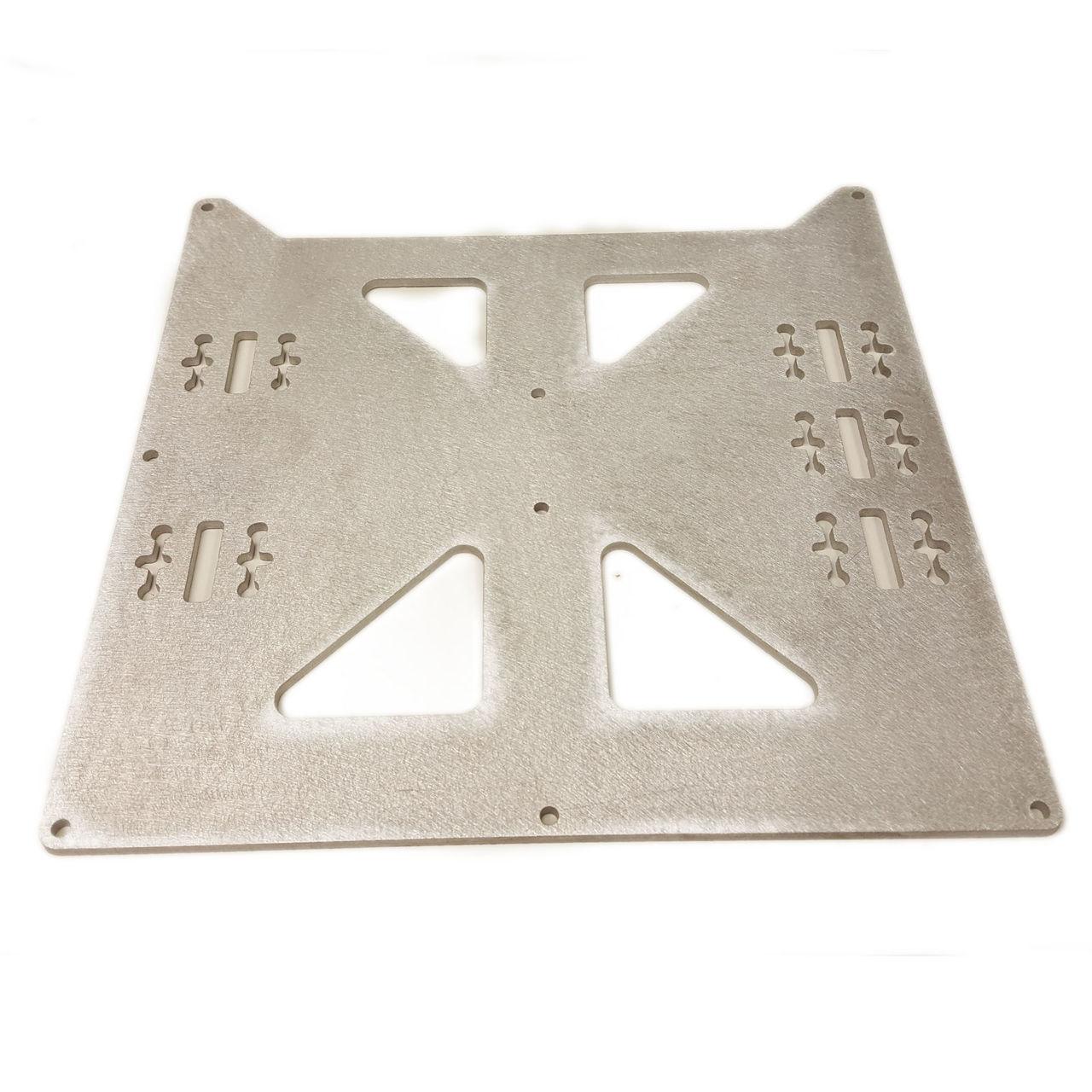 220mm x 220mm x 3mm Aluminum Heat Bed 3D Printing Canada