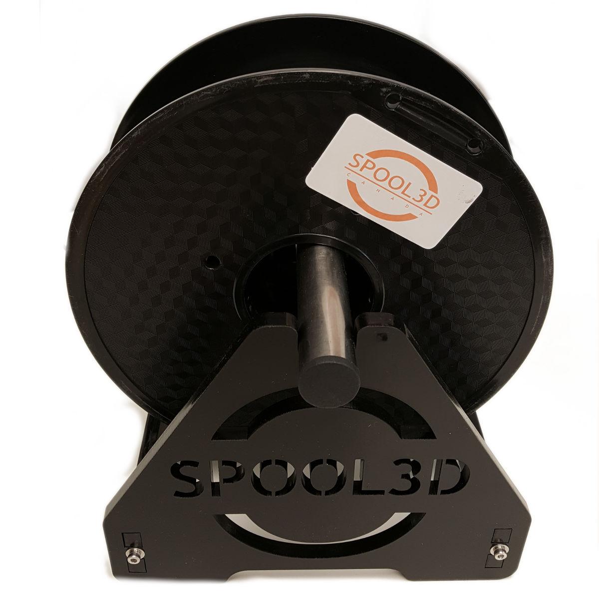 Spool3d Filament Spool Holder 3D Printing Canada