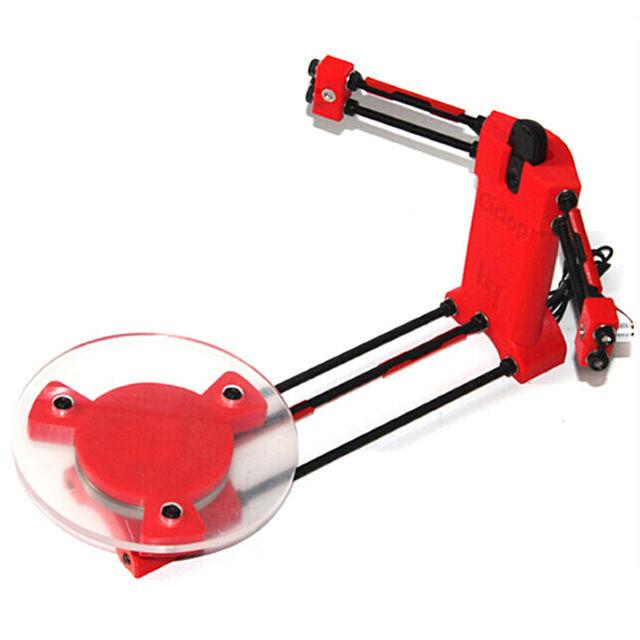 BQ Ciclop 3D Scanner DIY Kit