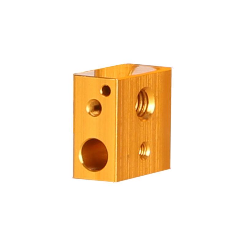 Creality MK8 Heat Block - 3D Printer Canada