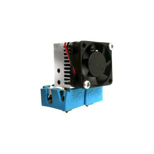 E3D Chimera+ Aero Air Cooled Dual Extrusion 3D Printer Hotend - 3D Printer Spare Parts